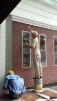 Quy trình vệ sinh tổng thể sau xây dựng tòa nhà