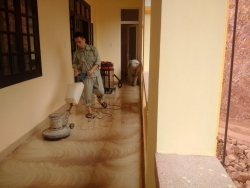 vệ sinh sau xây dựng hải phòng
