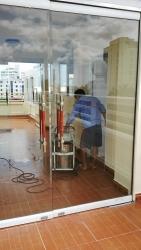 Dịch vụ vệ sinh sau xây dựng ở Hà Nội, Hải Phòng